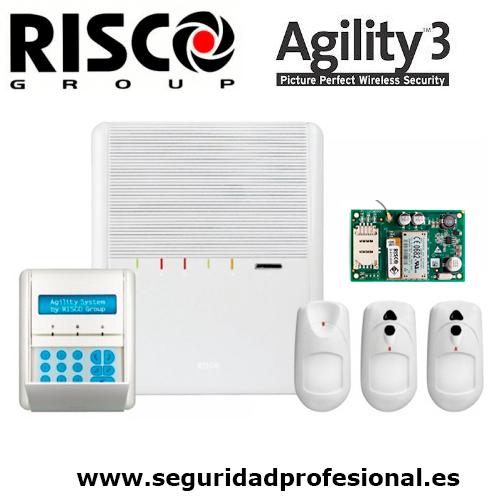 Alarmas sin cuotas seguridad profesional tienda online - Sistemas de alarma ...