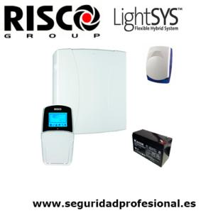 Kit-Risco-Lightsys2-+-bateria-+-sirena-interior