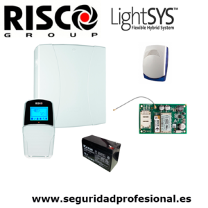 Kit-Risco-Lightsys2-+-bateria-+-sirena-interior-+-modulo-gprs