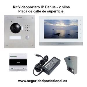Kit-Videoportero-IP-Dahua-2-hilos-con-placa-de-calle-de-superficie