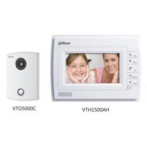 Videoportero analógico Dahua