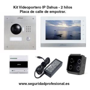 kit-videoportero-ip-dahua-a-2-hilos-con-placa-de-calle-para-empotrar