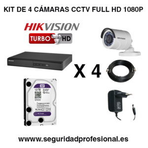 Kits HD-TVI