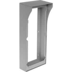 Obudowa natynkowa z osłoną deszczową dedykowana jest do urządzenia VTO1210C-X. Materiał wykonania: Aluminium Zastosowanie: VTO1210C-X Kolor: Srebrny Waga: 0.710 kg Wymiary zewnętrzne: 409 x 145 x 123 mm Producent / Marka: DAHUA Gwarancja: 2 lata