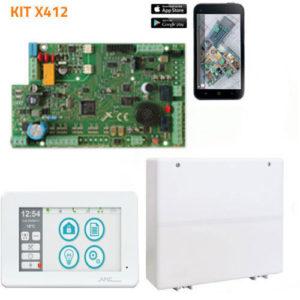 KIT X412 TACTIL