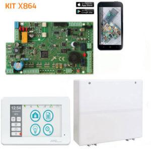KIT X864 TACTIL