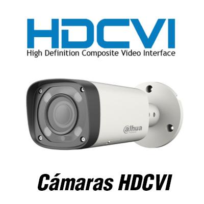 Cámaras HDCVI