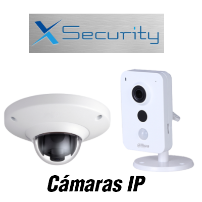 Cámaras IP X-Security
