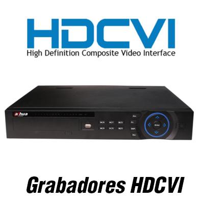 DVRs HDCVI