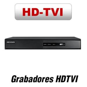 DVRs HDTVI