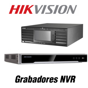 NVR Hikvision